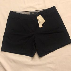 NWT J.Crew CHINO Shorts With Front & Back Pockets